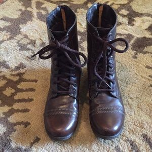 Steve Madden Troopa boots VGUC size 7